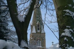church_spire_snow