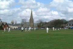 cricket_n_church
