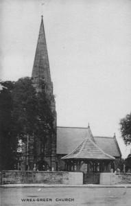 Wrea Green Church