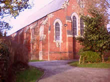 St Annes Catholic Church, Westby